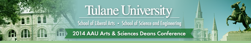 2014 AAU Arts & Sciences Deans Conference